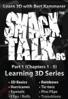 SmackTalk RC DVD: Learning 3D Series